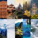 Tour du Monde 2016-2017-2018 : Notre Itinéraire