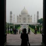 Agra (Inde) – et la splendeur du Taj Mahal
