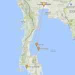 Thaïlande : Notre itinéraire, Guide du pays & Budget