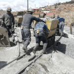Visite de la mine de Potosí (Bolivie) : Germinal en 2017