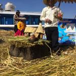 Puno et le lac Titicaca (Pérou) : visite des îles flottantes Uros & Taquile