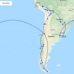 Itinéraire en Amérique du Sud & Cuba : 5 mois de voyage