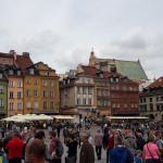 Varsovie (Pologne) : Carnet de voyage