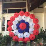 Chiang Mai (Thailande) : Parapluies en soie et en papier, Silver Temple : suite et fin