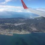 Carnet de Voyage Osaka (Japon) #1 : des heures de vol et notre Airbnb