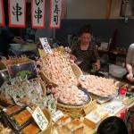 Carnet de Voyage Kyoto (Japon) #4 : Le marché de Nishiki, Cat Cafe
