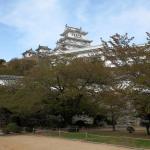 Un jour à Kobe et Himeji (Japon) : Château de Himeji et Source thermale à Arima-onsen