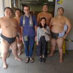 Comment assister (gratuitement ?) à un entraînement de Sumo à Tokyo (Japon) ?