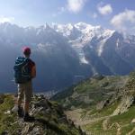 A la conquête du Mont-Blanc depuis Chamonix (France) : partie 1/3