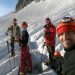 Chamonix-Mont Blanc : Nuit au refuge Albert 1er et ascension de l'aiguille du Tour (3540 mètres) (2/3)
