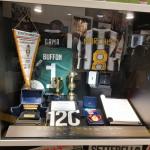 Turin (Italie) : Visite du Musée de la Juventus – partie 2