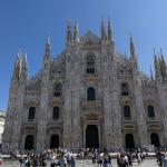Un jour à Milan (Italie) : Cathédrale Duomo, Château de Sforza, Musée de la Science