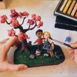 Interview de Pooussin, un Atelier de Figurines Personnalisées basé à Strasbourg (France)