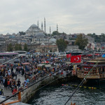 Istanbul (Turquie) #3 : Grand Bazar, Bazar égyptien & le pont Galata
