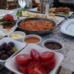 Istanbul (Turquie) #4 : Petit-déjeuner turque, Mosquée Bleue, Citerne Basilique