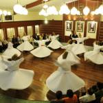 Istanbul (Turquie) #5 : Cérémonie de Derviches Tourneurs au Centre Culturel Silivrikapi (Silivrikapı Mevlana Culture Center)