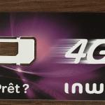 Carte SIM 4G prépayée au Maroc : combien ça coûte ? Où en acheter ? Quel débit ? (2018)