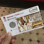 Tarifs Tickets d'Entrée 2019 des Temples & Musées en Egypte