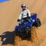Balade en quad à Essaouira (Maroc) avec Palma Quad