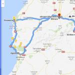 12 jours de Roadtrip au Maroc (Marrakech, Essaouira, Agadir, désert du Sahara) : Itinéraire, Budget, Guide Pratique, Conseils