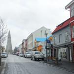[Roadtrip en Islande] Jour 13 : Reykjavík sous la pluie
