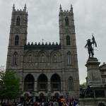 Un jour à Montréal (Canada) #1 : Basilique Notre-Dame, Ville souterraine, Quartier Chinois…