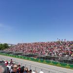 J'ai assisté au Grand Prix de Formule 1 du Canada – Carnet de Voyage à Montréal