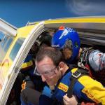 Mon premier saut en parachute à Montréal (Canada)