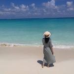 Un jour sur l'île Bimini (Bahamas)
