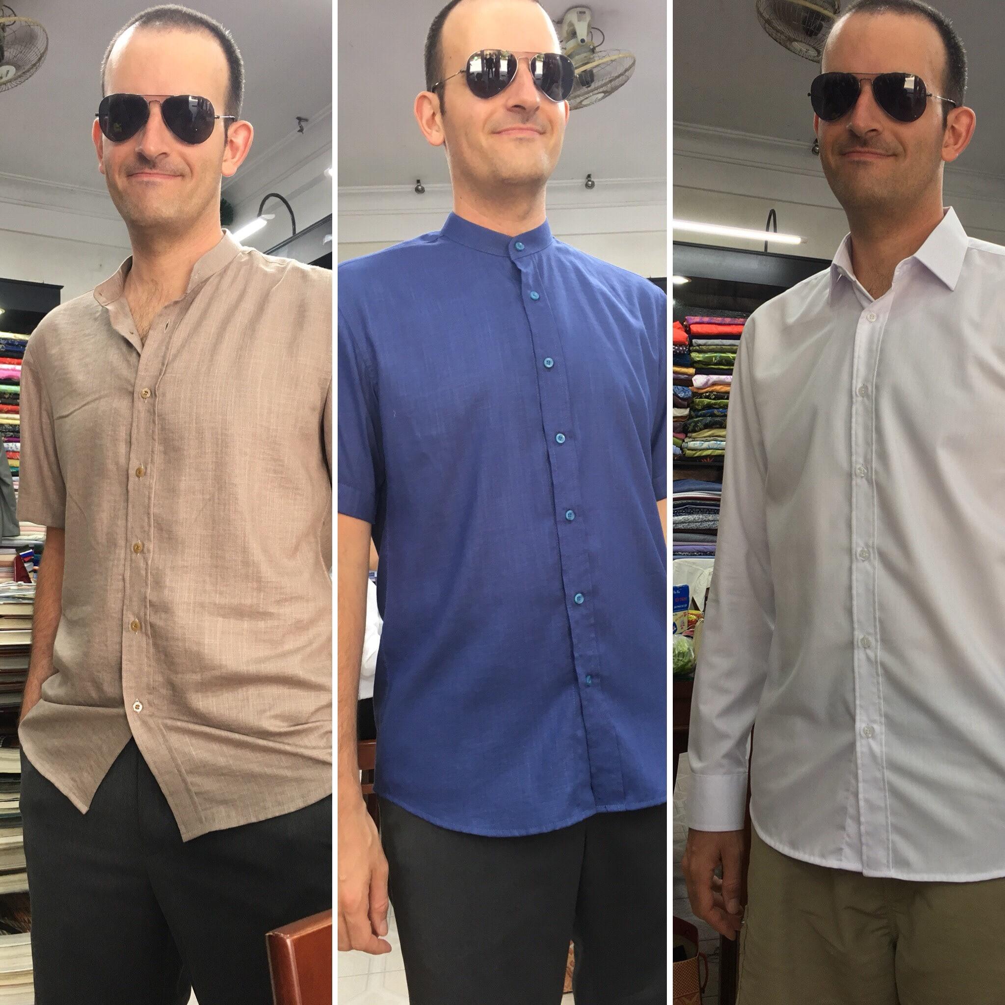 À Anvietnam Vêtements Sur Tailleurs Guide Des Hoi Et Mesure 3c5A4RqLj