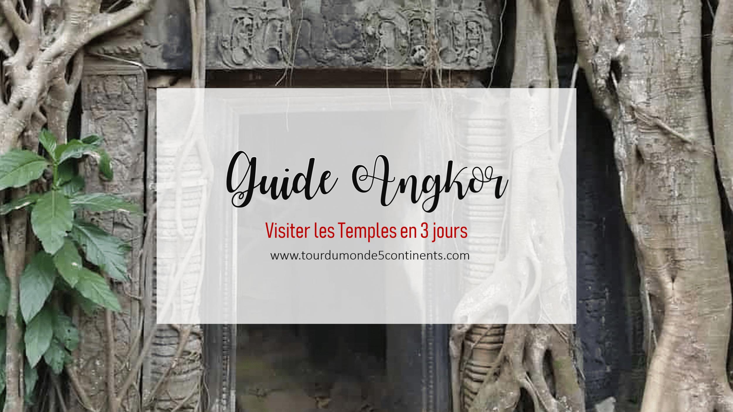 Si Vous Lisez Cet Article Cest Que Etes En Train De Preparer Votre Visite Aux Temples DAngkor Ou Avez Lintention Dy Aller