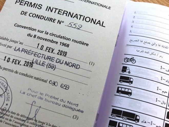 Comment Obtenir Le Permis De Conduire International